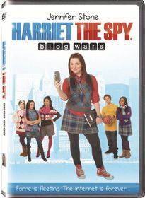 Harriet the Spy: Blog Wars (2011)(DVD)
