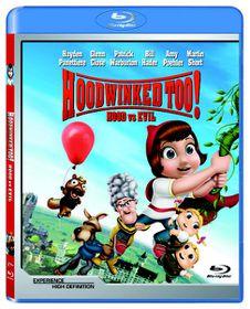 Hoodwinked Too! Hood vs. Evil (2D & 3D Blu-ray)