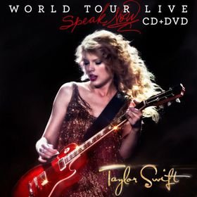 Taylor Swift - Speak Now - World Tour Live (CD + DVD)
