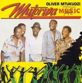 Oliver Mtukudzi - Mutorwa (CD)