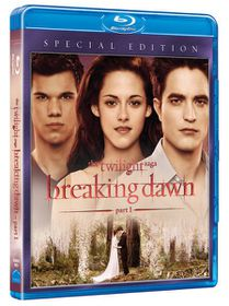 The Twilight Saga Breaking Dawn Part 1 (Blu-ray)