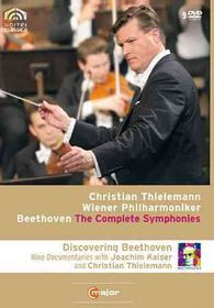Beethoven:Symphonies 1-9 - (Region 1 Import DVD)