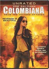 Colombiana - (Region 1 Import DVD)