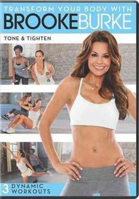 Brooke Burke:Tone & Tighten - (Region 1 Import DVD)