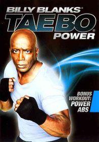 Billy Blanks:Tae Bo Power - (Region 1 Import DVD)