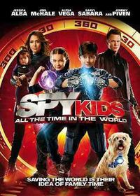 Spy Kids:All the Time in the World - (Region 1 Import DVD)