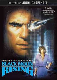 Black Moon Rising - (Region 1 Import DVD)