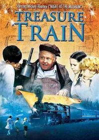 Treasure Train - (Region 1 Import DVD)