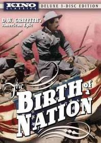 Birth of a Nation - (Region 1 Import DVD)