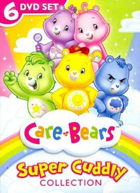 Care Bears:Super Cuddly Collection - (Region 1 Import DVD)