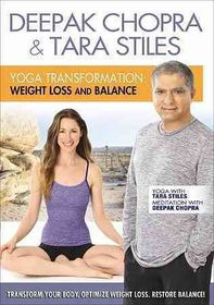 Deepak Chopra Yoga Transformation:Wei - (Region 1 Import DVD)