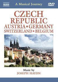 Musical Journey: Czech Republic/austria - A Musical Journey - Czech Republic / Austria (DVD)