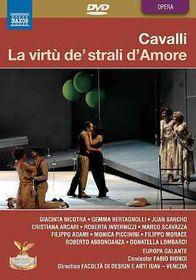 Cavalli: Virtu De Strali D Amore - La Virtu De' Strali D'Amore (DVD)