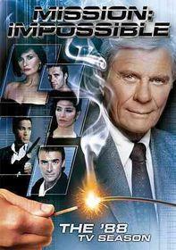 Mission:Impossible the 88 TV Season - (Region 1 Import DVD)