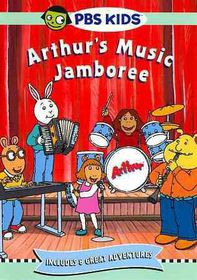 Arthur's Music Jamboree - (Region 1 Import DVD)