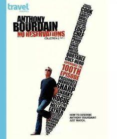 Anthony Bourdain:No Reser Coll 6 Pt 2 - (Region 1 Import DVD)