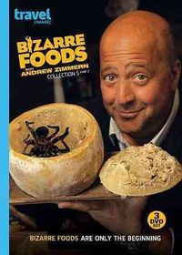 Bizarre Foods Collection 5 Part 2 - (Region 1 Import DVD)