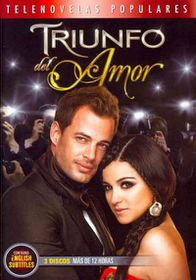 Triunfo Del Amor - (Region 1 Import DVD)