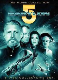 Babylon 5:Movies - (Region 1 Import DVD)