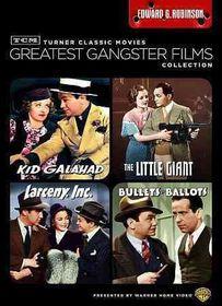 Tcm Greatest Films:Gangsters Edward G - (Region 1 Import DVD)