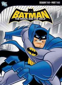 Batman:Brave and the Bold S2p2 - (Region 1 Import DVD)
