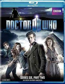 Doctor Who:Series Six, Part Two - (Region A Import Blu-ray Disc)