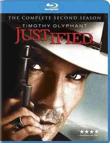 Justified Season Two - (Region A Import Blu-ray Disc)