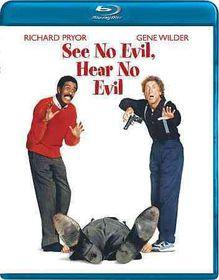See No Evil Hear No Evil - (Region A Import Blu-ray Disc)
