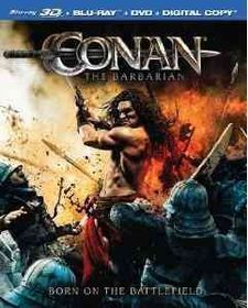 Conan the Barbarian 3d - (Region A Import Blu-ray Disc)
