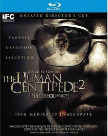 Human Centipede II:Full Sequence - (Region A Import Blu-ray Disc)