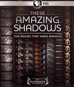 These Amazing Shadows:Movies That Mak - (Region A Import Blu-ray Disc)