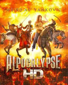 Alpocalypse HD - (Australian Import Blu-ray Disc)