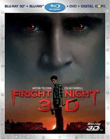 Fright Night 3d - (Region A Import Blu-ray Disc)