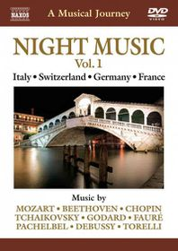 Musical Journey:Night Music Vol 1 - (Region 1 Import DVD)