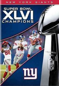 Nfl Super Bowl Xlvi - (Region 1 Import DVD)