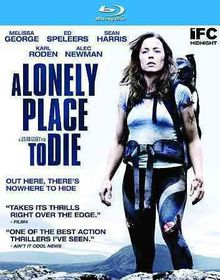 Lonely Place to Die - (Region A Import Blu-ray Disc)