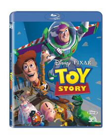 Toy Story 1 (2D & 3D Blu-ray Superset)