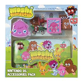 ORB Moshi Monsters: 7 in 1 Accessory Pack Girls Character (NDS, DS Lite, NDSI, 3DS)
