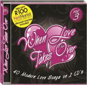 When Love Takes Over - Vol.3 (Covers) - Various Artists (CD)