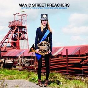 Manic Street Preachers - National Treasures - The Complete Singles (CD)