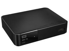 WD TV LIVE Streaming Media Player ( No Hard Drive )
