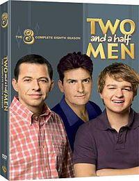 Two And A Half Men Season 8 (DVD)