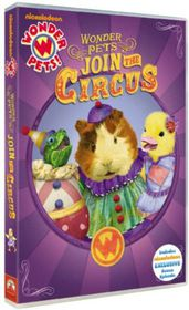 Wonder Pets: Joins the Circus (DVD)