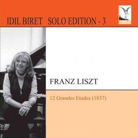 Liszt: 12 Grandes Etudes - Grandes Etudes (CD)