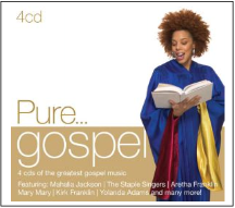 Pure...Gospel - Various Artists (CD)