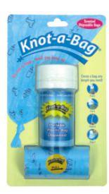 GroBaby - Knot-A-Bag Dispenser