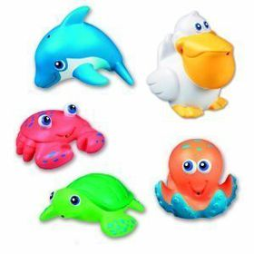 Munchkin - Sea Squirts - 5 Pack