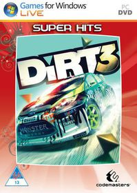 Super Hits: Dirt 3 (PC DVD-ROM)