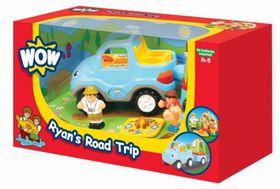 WOW - Ryan's Road Trip