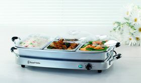 Russell Hobbs - Buffet Server -  Stainless Steel